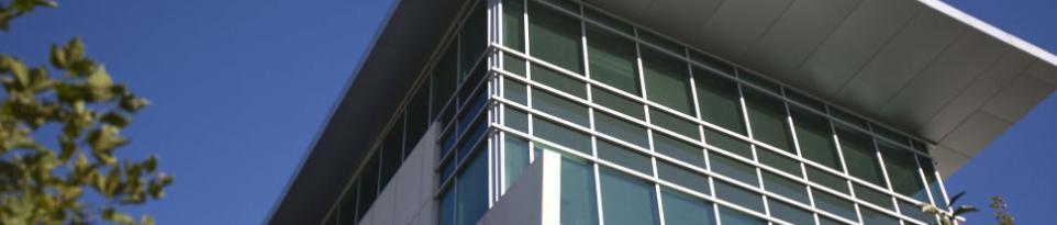 Фасадное алюминиевое остекление